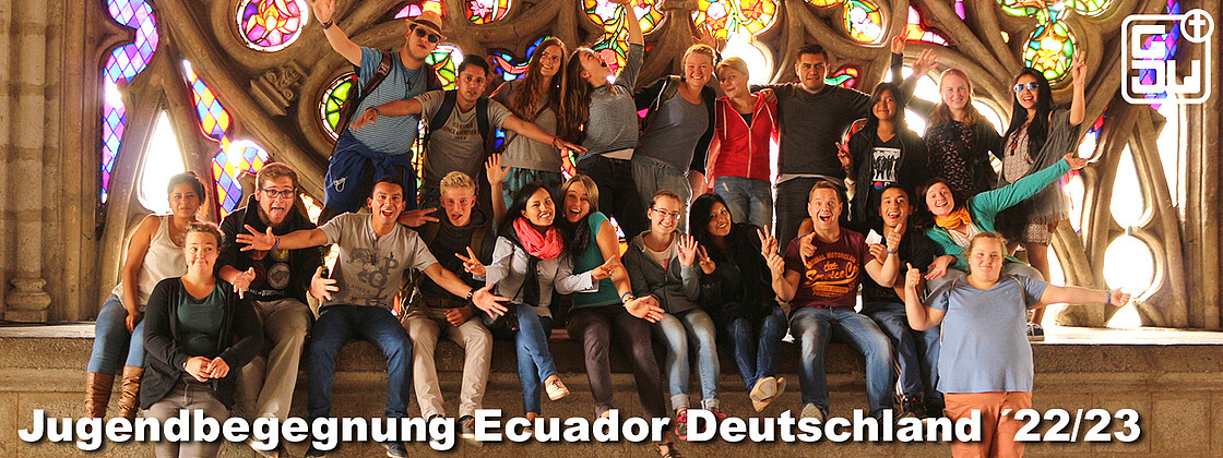 Jugendbegegnung Ecuador Deutschland 22 23